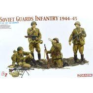 Советская гвардейская пехота 1944-45г. масштаб 1:35 Dragon 6376D, фото 1