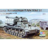 German Munitionsschlepper Pz.Kpfw.IV Ausf.D/E масштаб 1:72 Hobby Boss HB82907, фото 1