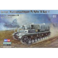 German Munitionsschlepper Pz.Kpfw. IV Ausf. F масштаб 1:72 Hobby Boss HB82908, фото 1