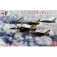 Л-39 Русь масштаб 1:72 SF-7205, фото 1