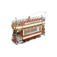 Модель трамвая LONDON L.C.C.106 масштаб 1:24 OC53008-рус, фото 1