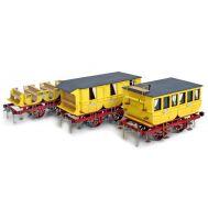 Вагоны для паровоза ADLER масштаб 1:24 OC56001, фото 1