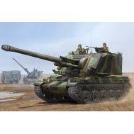САУ French GCT 155mm AU-F1 SPH масштаб 1:35 Hobby Boss HB83834, фото 1