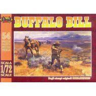 Фигурки Buffalo Bill масштаб 1:72 Italeri IT012ATL, фото 1