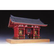 Главные ворота SENSO-JI KAMINARIMON масштаб 1:50 WJ35213, фото 1