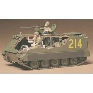 Американский БТР M113 A.P.C.(Вьетнам) с внутренним интерьером, 5 фигур масштаб 1:35 Tamiya 35040, фото 1