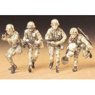 Амер. пехотинцы с М16А1;203;47;60 масштаб 1:35 Tamiya 35133, фото 1