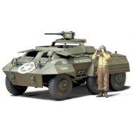 Амер. БТР M20 с внутр. интерьером, 2фиг. масштаб 1:35 Tamiya 35234, фото 1