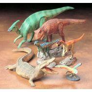 Mesozoic Creatures 6 фигур масштаб 1:35 Tamiya 60107, фото 1
