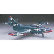 F9F-2 PANTHER масштаб 1:72 HASEGAWA HS00242, фото 1