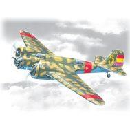 СБ 2М-100 Katiushka Spanish Bomber масштаб 1:72 ICM72161, фото 1
