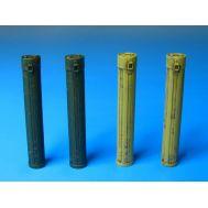 Металлические контейнеры для снарядов 75мм масштаб 1:35 EUREKA E-007, фото 1