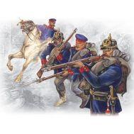Прусская линейная пехота (1870-1871) масштаб 1:35 ICM35012, фото 1