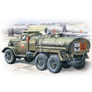 ЗИЛ-157 топливоперевозчик (СССР 50-70-е гг.) масштаб 1:72 ICM72561, фото 1