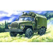 Урал-43203 масштаб 1:72 ICM72612, фото 1