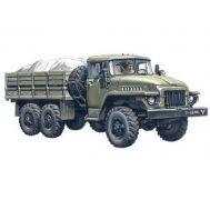 Урал-375Д масштаб 1:72 ICM72711, фото 1