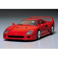 Ferrari F40 масштаб 1:24 Tamiya 24295, фото 1