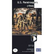 Американские парашютисты 1944г. масштаб 1:35 MB3511, фото 1