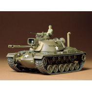 Американский тяжелый танк M48A3 Patton масштаб 1:35 Tamiya 35120, фото 1