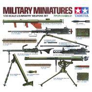 Вооружение американских солдат масштаб 1:35 Tamiya 35121, фото 1