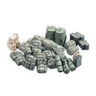 Совр.амер. рюкзаки, ящики, канистры и т.д. масштаб 1:35 Tamiya 35266, фото 1