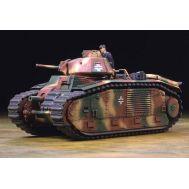 B1 bis немецкая армия масштаб 1:35 Tamiya 35287, фото 1