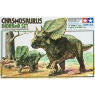 Диорама Chasmosaurus Diorama Set масштаб 1:35 Tamiya 60101, фото 1
