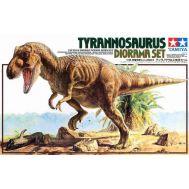Диорама Tyrannosaurus Diorama Set масштаб 1:35 Tamiya 60102, фото 1