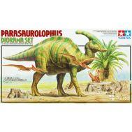Диорама Parasaurolophus Diorama Set масштаб 1:35 Tamiya 60103, фото 1