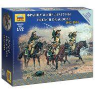 Французские драгуны 1812-1814г. масштаб 1:72 ZV6812, фото 1