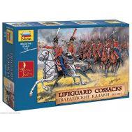 Гвардейские казаки 1812-1814г. масштаб 1:72 ZV8018, фото 1