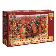 Легионеры римской империи I век до н.э. - II век н.э. масштаб 1:72 ZV8043, фото 1