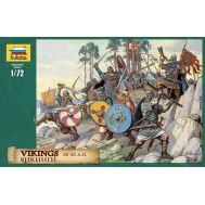 Викинги IX-XI н.э. масштаб 1:72 ZV8046, фото 1