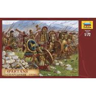 Спартанцы V-IV век до н.э. масштаб 1:72 ZV8068, фото 1