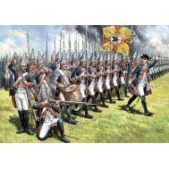 Прусские гренадеры Фридриха Великого масштаб 1:72 ZV8071, фото 1