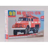 АЦ-40(131)-137А масштаб 1:72 AVD1288, фото 1
