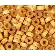 Колесо для станка, орех, 4 мм, 10 шт AM4271-04, фото 1