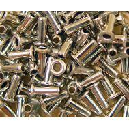 Иллюминатор-заклепка, никелированный, 1,5 мм, 5 шт AM4946-01, фото 1