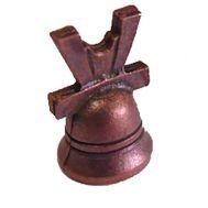 Колокол металл 22 мм, 3 шт DMS03700, фото 1