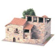 Дом священника масштаб 1:100 DMS40040, фото 1
