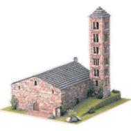 Церковь САН КЛИМЕНТ ДЕ ТАУЛ масштаб 1:84 DMS40079, фото 1