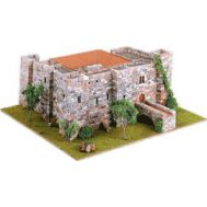 Средневековый замок №4 (VALLPARADIS) масштаб 1:125 DMS40904, фото 1
