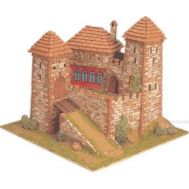 Средневековый замок №6 COREVA масштаб 1:65 DMS40906, фото 1