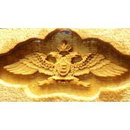 Герб для модели корабля Бригантина Феникс MK0401-OS, фото 1