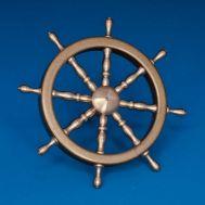 Современный штурвал, 18 мм, латунь RB008-18, фото 1