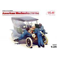 Американские механики 1910г. масштаб 1:24 ICM24009, фото 1