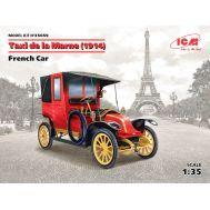 Марнское такси 1914г., Французский автомобиль масштаб 1:35 ICM35659, фото 1