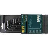 Набор шестигранников 1,5-10 мм 9 шт в коробочке IMF64185, фото 1