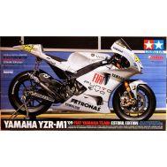 YZR-M1 09 Fiat Yamaha Team - Estoril Edition, Valentino Rossi масштаб 1:12 Tamiya 14120, фото 1