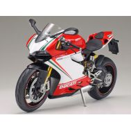Ducati 1199 Panigale S - Tricolore масштаб 1:12 Tamiya 14132, фото 1